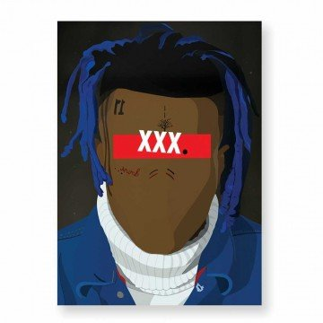 HUGOLOPPI Affiche XXX...